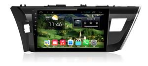 10.2寸安卓智能大屏GPS导航14款卡罗拉