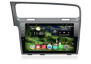 10.2寸安卓智能大屏GPS导航大众高尔夫7