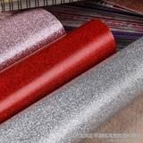 厂家供应 镜面地毯婚庆皮革 格利特装饰皮革pvc