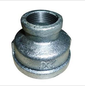 特供优质 玛钢管件 镀锌管件 异径直通 大小头