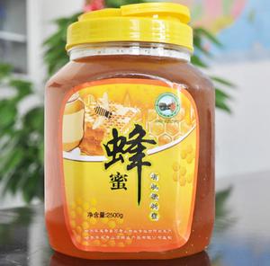 2014新款热卖纯天然原生态有机椴树蜜1箱6瓶
