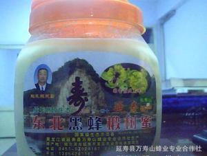批发供应纯天然椴蜂树蜜  东北特产  绿色食品