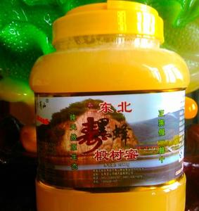厂家直销东北黑蜂椴树蜜  东北绿色食品 万寿山特产