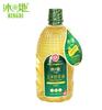 冰地玉米胚芽油非转基因食用油纯正玉米油物理压榨1L