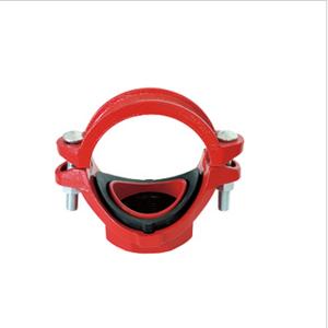 消防管件 沟槽机械三通 螺纹 丝扣三通 消防专用机