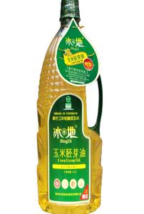 冰地玉米胚芽油特级1.8L