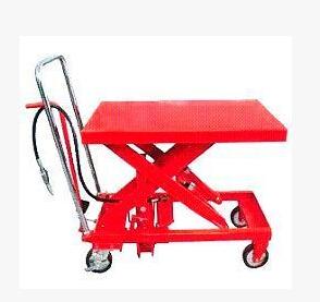气动平台车 气动液压两用平台车 弹簧/机械式平台车