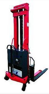 【金茂】半电动堆高机、半电动装卸车、手推电升堆高车