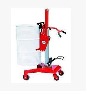 【金茂】手动液压油桶搬运车、推油桶车、园桶/圆桶