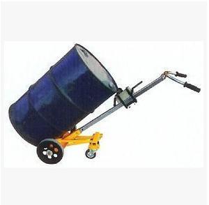 机械式油桶/钢桶搬运车、塑料桶转运车、油桶手推/拉