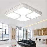 LED吸顶灯客厅灯现代简约餐厅卧室灯 异形温馨书房