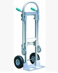 可折叠铝制手推车、铝质平板小推车