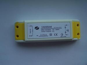 LED恒流驱动天花灯驱动外置电源