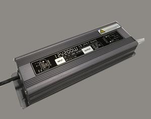 200W12V16.7ALED防水恒压直流开关电源