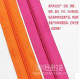 厂家直销3号尼龙穿心平纹人字纹拉链手袋被套拉链