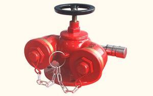 多用式地上消防水泵接合器 消防器材