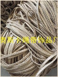 麻绳编织-深圳,东莞,广州,鞋材麻条加工厂