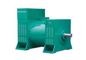 亚南G系列高压无刷同步发电机1000KW