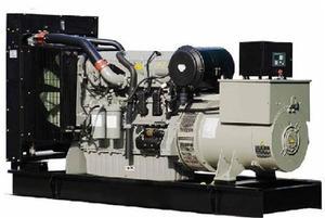 帕金斯发电机组 500KW
