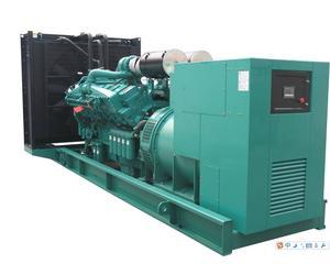 进口康明斯系列发电机组400KW