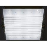 豪格LED吸顶灯 卧室灯简约欧式客厅灯具