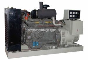 韩国大宇250GF柴油发电机组
