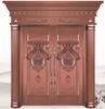 专业生产铜门、别墅铜门、非标铜门、铜旋转门