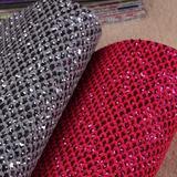 皮雕软包背景墙七彩格麗特压纹格子pu革 纤革
