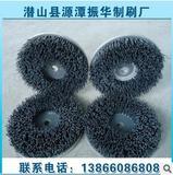 厂家供应染整圆盘毛刷 磨料丝圆盘毛刷 来样定做