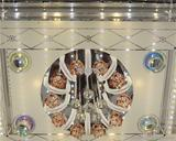 huayu灯饰 LED水晶灯 客厅灯灯具