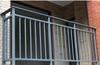 阳台护栏 锌钢飘窗围栏走廊栏杆 别墅露台栅栏 楼顶