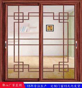 【汉迪森门窗】铝合金厨房专用联动门厂家直销款式新颖