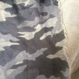 库存布料批发 布头批发迷彩毛圈卫衣印花布料