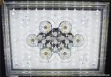 三傻LED照明 水晶客厅灯灯具