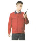 供应单层套装 工作服 工服 防护服批发零售