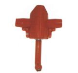 QTCFH型架空导线防雷(防弧)金具穿刺线夹