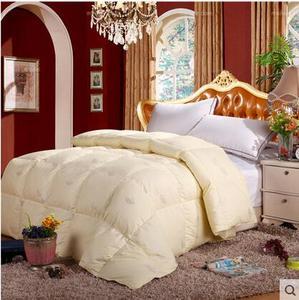 特价全棉冬被加厚羽丝绒棉被芯羽丝绒被子棉被床品被芯