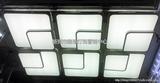 名盟灯饰 几何异形LED节能客厅灯 室内灯具批发零