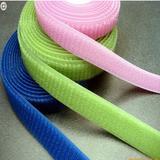 长期供应彩色魔术贴毛刺 尼龙搭扣粘扣带 优质环保