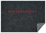 汽车行李箱毯,黑灰针刺化纤毡