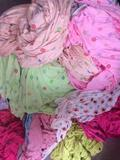 厂家库存全棉印花汗布汗衫印花布 婴儿帖身布头纯棉汗