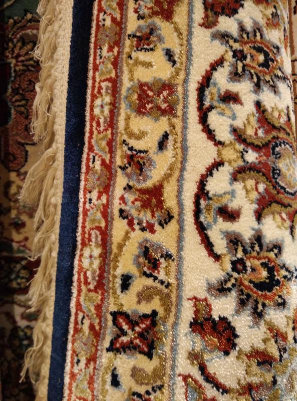 【土耳其】地毯 丝质大图一