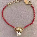 猴腮勒珍珠手链
