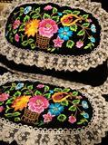 【乌兹别克斯坦】绣花方枕