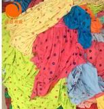 厂家库存全棉单面印花汗布婴儿帖身布头纯棉
