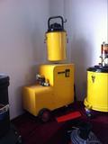 电动高压黄油机  小车式电动高压注油机