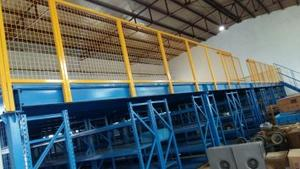 西安钢平台货架批发陕西钢平台货架批发
