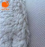 厂家现货供应羊羔绒 品牌羊羔毛面料羊羔绒布料库存处