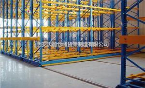 西安电动移动货架批发陕西电动移动货架批发