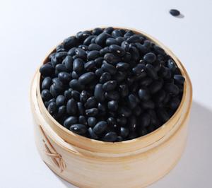 有机黑豆 非转基因黑豆 散装白仁20斤装黑豆